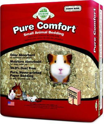 Oxbow Pure Comfort Small Animal Bedding, Oxbow Blend, 42-L