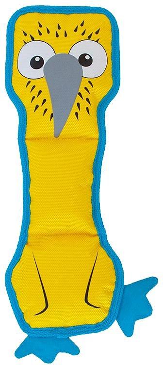 Outward Hound Fire Biterz Blue Footed Boobie Dog Toy