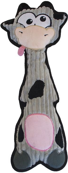 Outward Hound Floppyz Cow Dog Toy