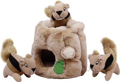 Outward Hound Hide A Squirrel Puzzle Dog Toy, Jumbo