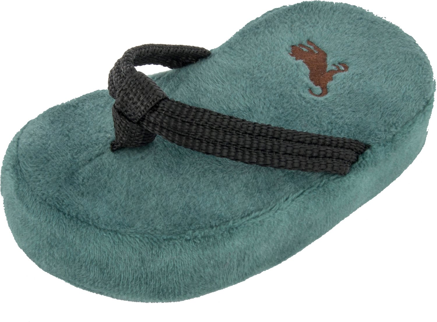 P.L.A.Y. Pet Lifestyle and You Globetrotter Plush Slipper Dog Toy