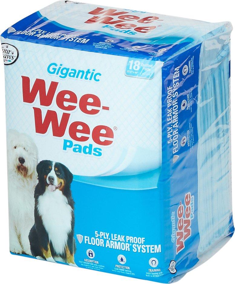 Wee-Wee Pads, 10-ct