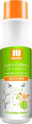 Nootie Cucumber Melon Soothing Formula Dog Shampoo