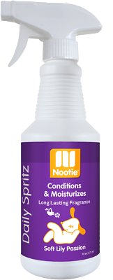 Nootie Soft Lilly Passion Restoring Formula Dog Shampoo, 16-oz bottle
