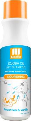 Nootie Sweet Pea & Vanilla Nourishing Formula Dog Shampoo