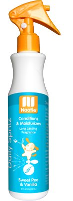 Nootie Sweet Pea & Vanilla Daily Spritz for Dogs