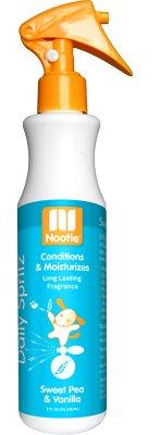 Nootie Sweet Pea & Vanilla Daily Spritz for Dogs, 8-oz bottle