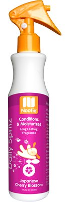 Nootie Japanese Cherry Blossom Daily Spritz for Dogs, 8-oz bottle