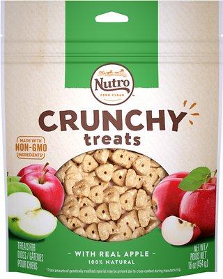 Nutro Crunchy with Real Apple Dog Treats