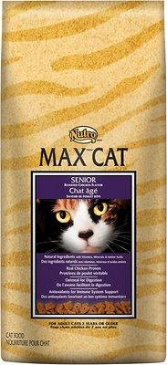 Nutro Max Senior Roasted Chicken Flavor Dry Cat Food