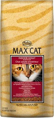 Nutro Max Indoor Adult Salmon Flavor Dry Cat Food