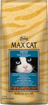 Nutro Max Indoor Weight Control Formula Dry Cat Food
