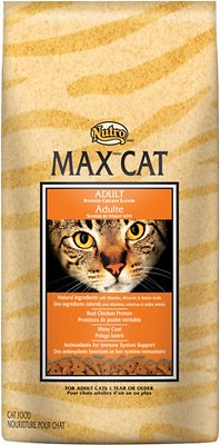 Nutro Max Adult Roasted Chicken Flavor Dry Cat Food