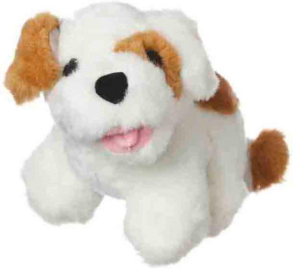 Multipet Look Who's Talking Dog Plush Dog Toy