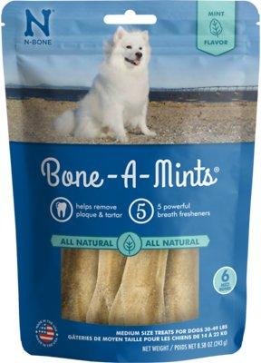 N-Bone Bone-A-Mints Dog Treat