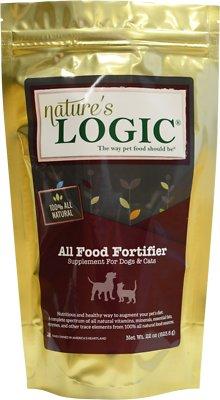 Nature's Logic All Food Fortifier Dog & Cat Supplement, 22-oz bag