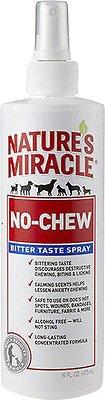 Nature's Miracle No Chew Deterrent Spray