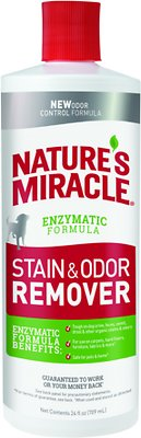 Nature's Miracle Dog Stain & Odor Remover, 24-oz bottle