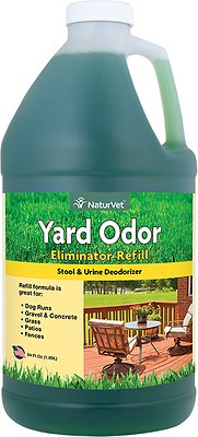 NaturVet Yard Odor Eliminator Refill, 64-oz