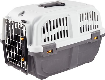 MidWest Skudo Standard Plastic Pet Carrier, 19-in