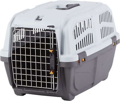 MidWest Skudo Standard Plastic Pet Carrier, 24-in