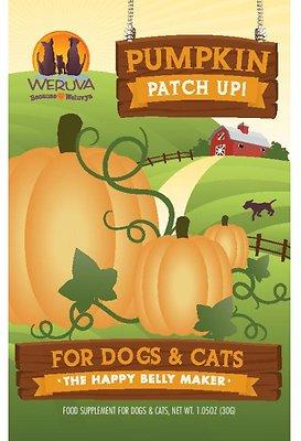 Weruva Pumpkin Patch Up! Dog & Cat Food Supplement, 1.05-oz, case of 12
