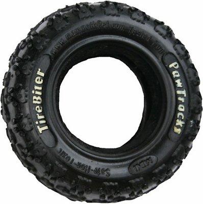 Mammoth TireBiter Tire Dog Toy, Medium