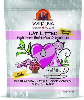 Weruva Natural Quick Clumping Cat Litter, 6.7-lb bag
