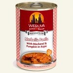 Weruva Dog Classic Marbella Paella with Mackerel & Pumpkin in Aspic Grain-Free Wet Dog Food, 14-oz