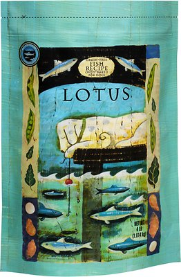 Lotus Oven-Baked Fish Recipe Grain-Free Dry Dog Food