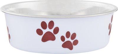 Loving Pets Bella Bowls Pet Bowl, Murano Blue, Small
