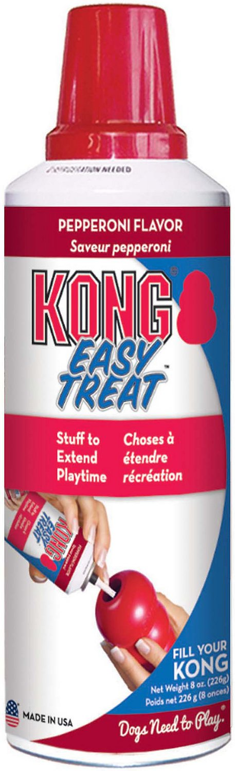 KONG Stuff'N Easy Treat Pepperoni Recipe