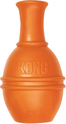 KONG Genius Leo Dog Toy, Color Varies, Small