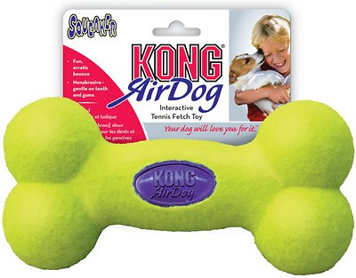 KONG AirDog Bone Dog Toy, Medium