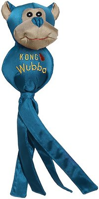KONG Wubba Ballistic Friend, Color Varies, Large