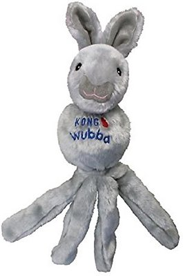 KONG Wubba Friend Dog Toy, Character Varies, Large