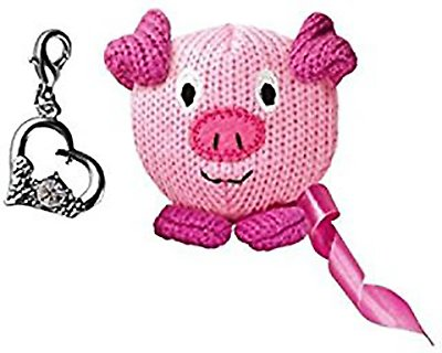 KONG Charmed Characters Cat Toy, Color Varies