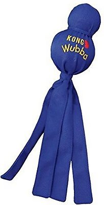 KONG Wubba Classic Dog Toy, Color Varies, Small