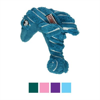 KONG CuteSeas Cat Toy, Dolphin