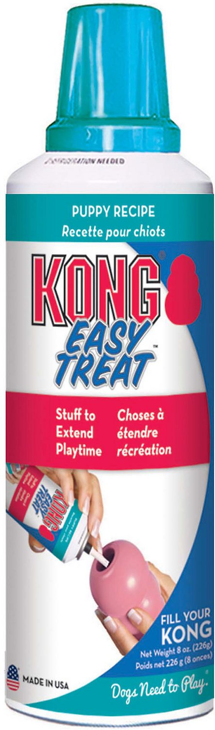 KONG Stuff'N Easy Treat Puppy Recipe Image