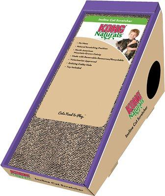 KONG Naturals Cat Scratcher, Incline