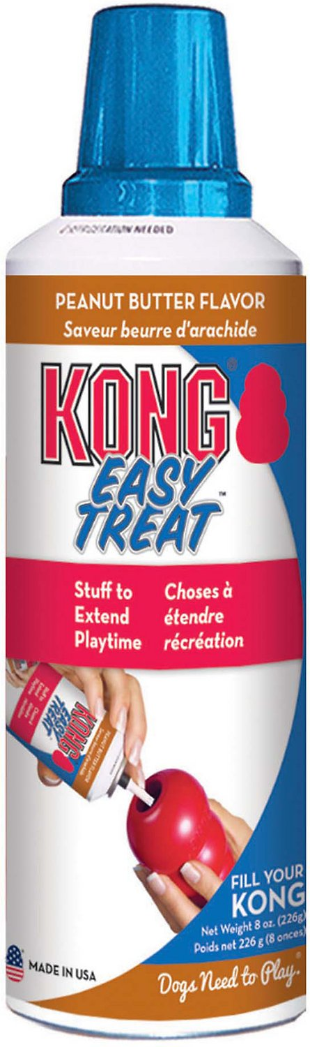KONG Stuff'N Easy Treat Peanut Butter Recipe