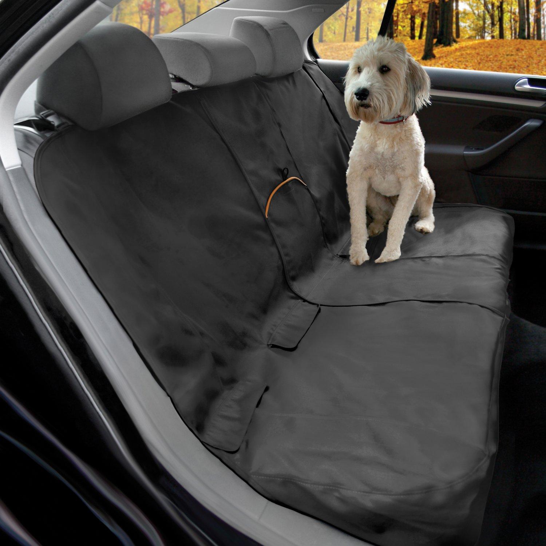 Kurgo Bench Seat Cover, Black