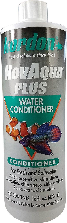 Kordon NovAqua Plus Aquarium Water Conditioner