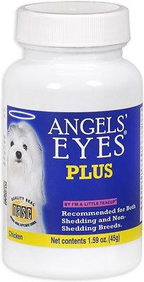 Angels' Eyes Plus Chicken Flavor Dog Supplement