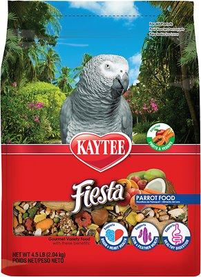 Kaytee Fiesta Variety Mix Parrot Bird Food