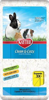 Kaytee Clean & Cozy Small Animal Bedding, 24.6-L