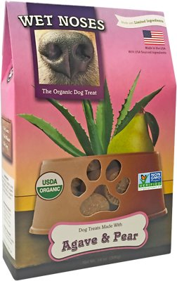 Wet Noses Agave & Pear Dog Treats