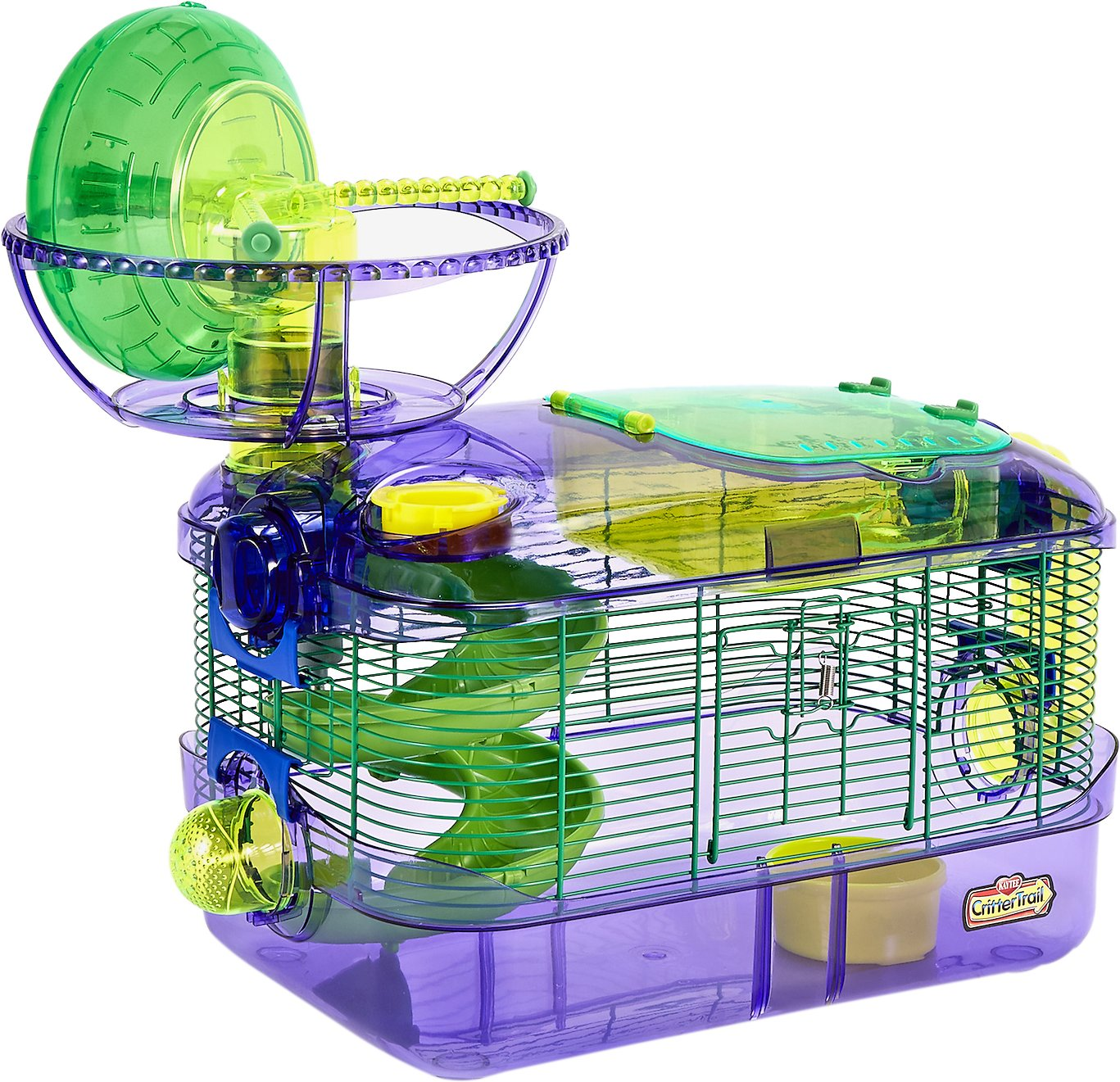 Kaytee CritterTrail Extreme Challenge Small Animal Habitat, 20-in