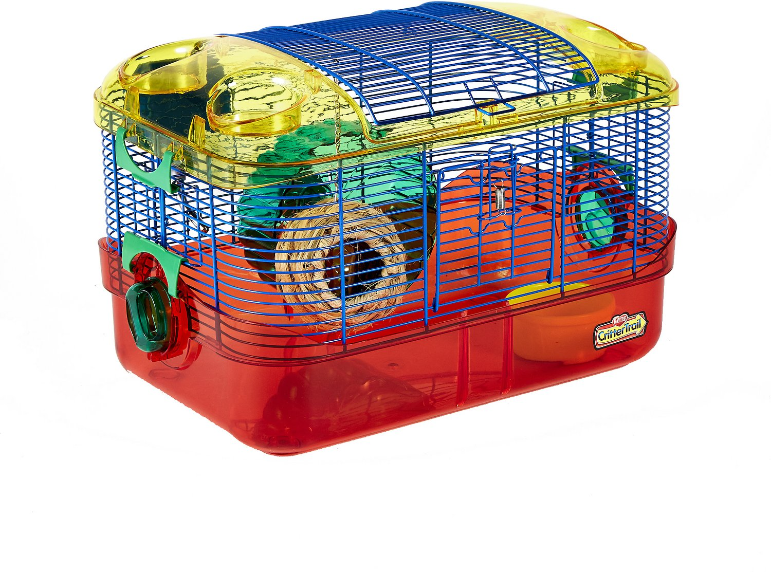Kaytee CritterTrail Primary Small Animal Habitat, 16-in